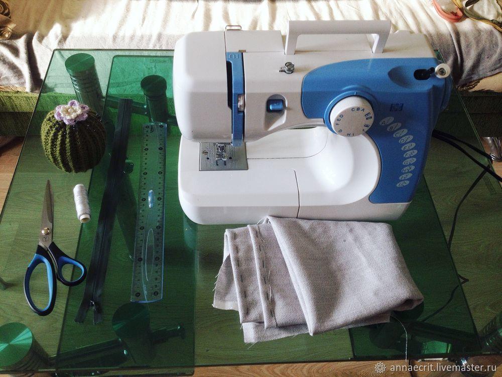 Легкий способ сшить чехлы для декоративных подушек, фото № 10