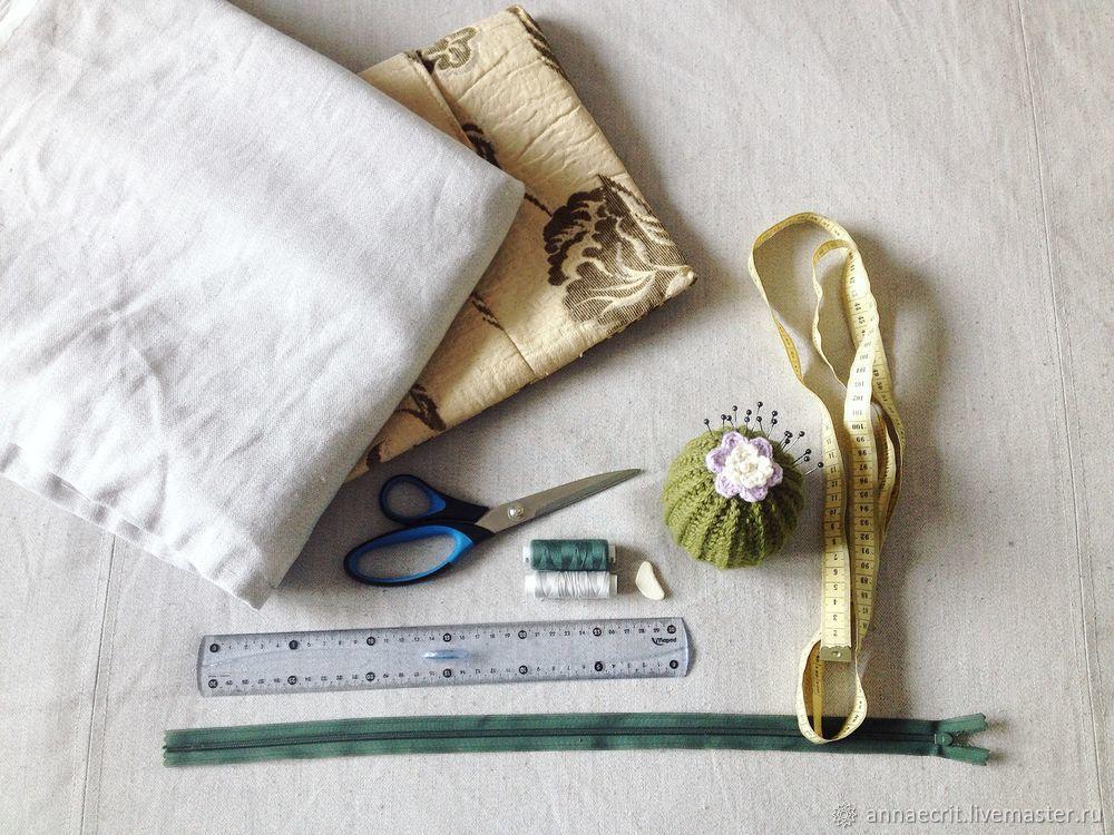 Легкий способ сшить чехлы для декоративных подушек, фото № 2