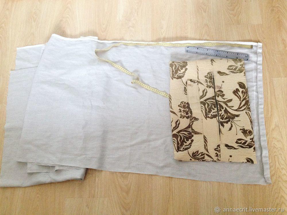 Легкий способ сшить чехлы для декоративных подушек, фото № 4