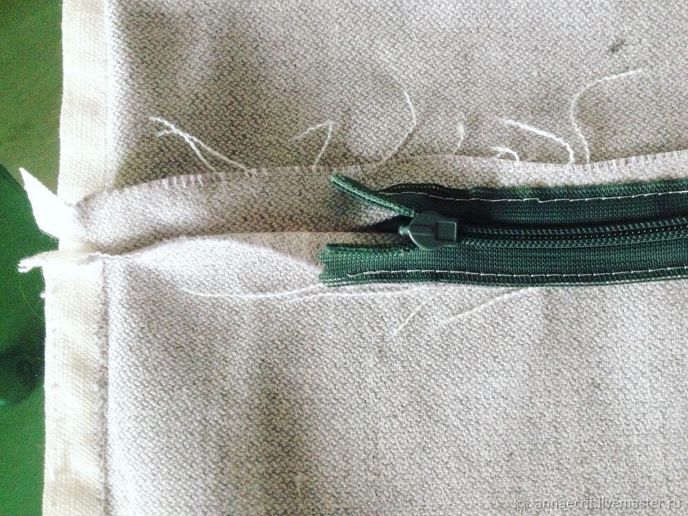 Легкий способ сшить чехлы для декоративных подушек, фото № 18