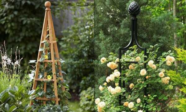 Подпорки для цветов – особенности металлических опор для комнатных цветов в горшках. Характеристики кокосовых и деревянных моделей